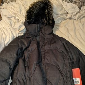 XL North Face Down Jacket